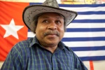 Jacob Rumbiak Foreign Affairs Minister Federated Republic of West Papua