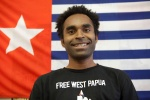 Ronny Kareni Independence Advocate for West Papua