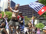 west papua independence day 1 dec 2012 rally  melbourne