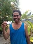 Amos Wainggai, Refugee and Freedom Flotilla participant Votes 4 Boats on Thursday Island