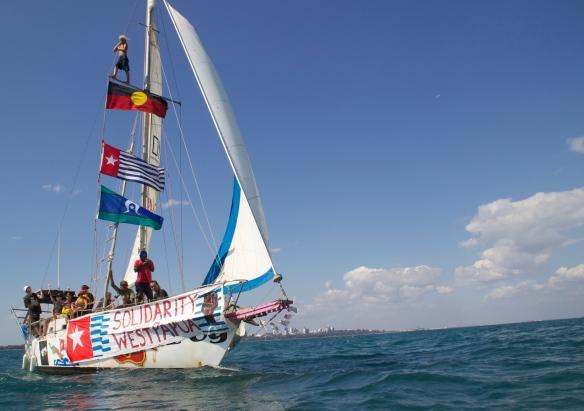 pog sailing